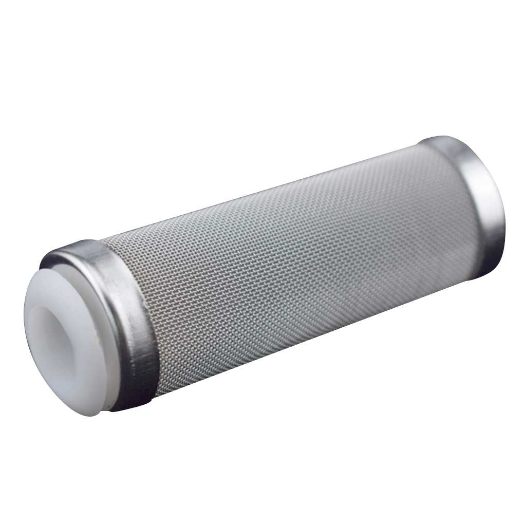 Stainless Steel Filter Inlet Case/Mesh/Shrimp Nets Set Special Shrimp Cylinder Filter Inflow Inlet Protect Aquarium Accessories