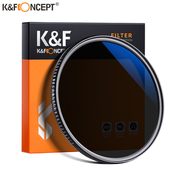 цена на K&F Concept Filter 2 in 1 ND8+CPL Circular Polarizing Filter ND Filter Waterproof Neutral Density 49mm 52mm 58mm 62mm 67mm 77mm