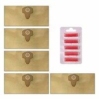 Staub Taschen + Duftenden Blatt Kit Passt Für PARKSIDE PNTS 30 Liter 30250133 Langlebig-in Müllbeutel aus Heim und Garten bei