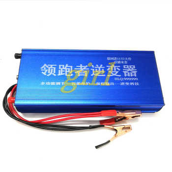 Leader 12V28 Large Tube Inverter Head High Power Electronic Booster Converter 2019 New Product - DISCOUNT ITEM  8 OFF Home Improvement