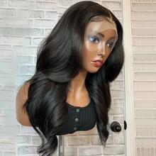 4x4 perucas do cabelo humano da parte superior de seda da peruca do fechamento do laço com franja lateral