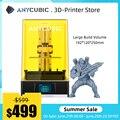 ANYCUBIC Photon Mono X 3d Printer 8.9 inch 4K Monochrome LCD UV Light Support APP Remote Control 3d drucker Imprimante 3d