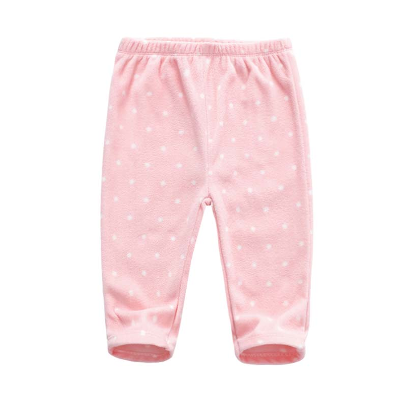 Baby Girls Pants Casual Trousers Autumn Winter 6-24 Months Lucky Child Trousers Pants