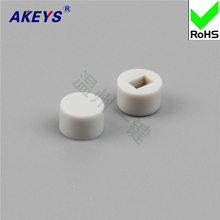 15PCS  A16 button cap/yellow red blue white black green ash with 7*7/8*8/8.5 self-locking hat switch self-locking 8*8 стоимость