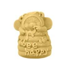 Силиконовая форма для торта милый 3d Медведь пчела буква фотоинструменты