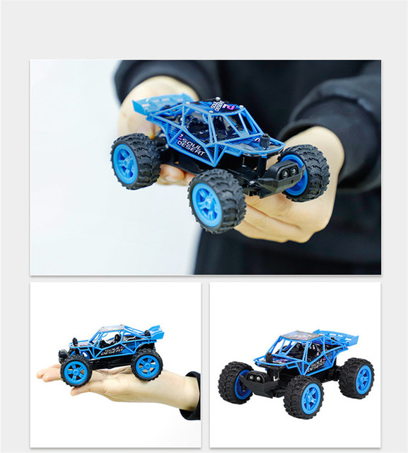 Zingo Racing 9115B 1:32 RC Car 2.4G RWD Mini Electric Remote Control Crawler with LED Light Off-Road Vehicles RTR Model Toys 4