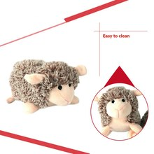 1 pc Pet Plush Toys Dog Squeak Sound Toy Interactive Dogs for and Cats labrador  Play Funny Training