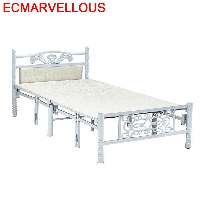 Quarto Meuble Maison Tempat Tidur Tingkat Single Literas Set Yatak Bedroom Furniture Cama Mueble De Dormitorio Folding Bed