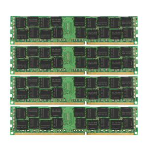 Image 5 - Huanzhi X79 اللوحة الأم مجموعة V2.49 PB M.2 NVME ATX مع إنتل سيون E5 2689 2.6GHz وحدة المعالجة المركزية 4*8GB (32GB) DDR3 1600MHz RECC RAM