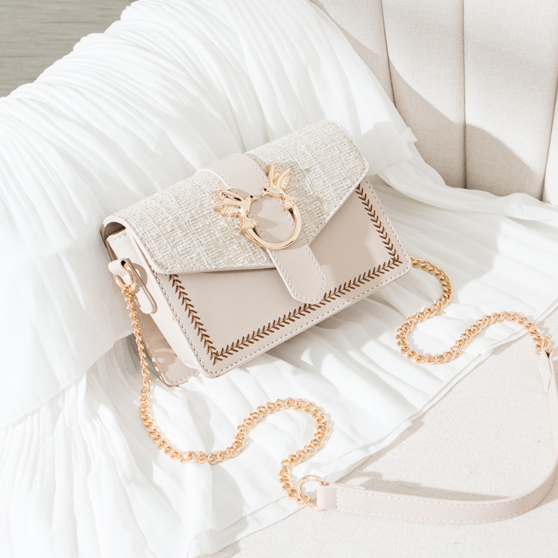 New Fashion Luxury Chain Shoulder Bags Mini Crossbody Bags For Women Vintage High Quality Zipper Handbags Tote Female Flap Purse
