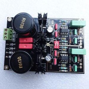 Image 3 - 3c 1pcs quente áudio duplo circuito mm/mc phono estágio amplificador de alta fidelidade amp terminado placa (ne5532)