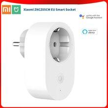 Xiao mi I mi LAB ZNCZ05CM EU умная розетка Беспроводная mi wifi умная розетка Интеллектуальный переключатель времени энергосберегающий пульт дистанционного управления