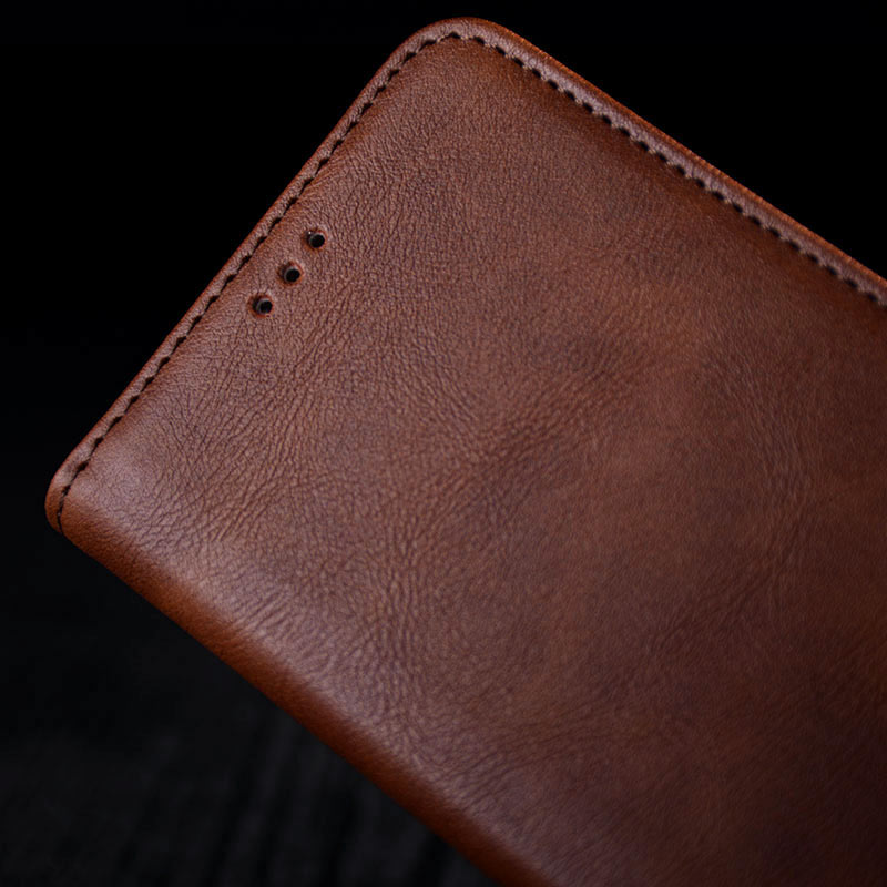 Image 4 - Case for Xiaomi Mi A3 funda Luxury leather with stand flip cover for xiaomi mi a3 case without magnets coque-in Wallet Cases from Cellphones & Telecommunications