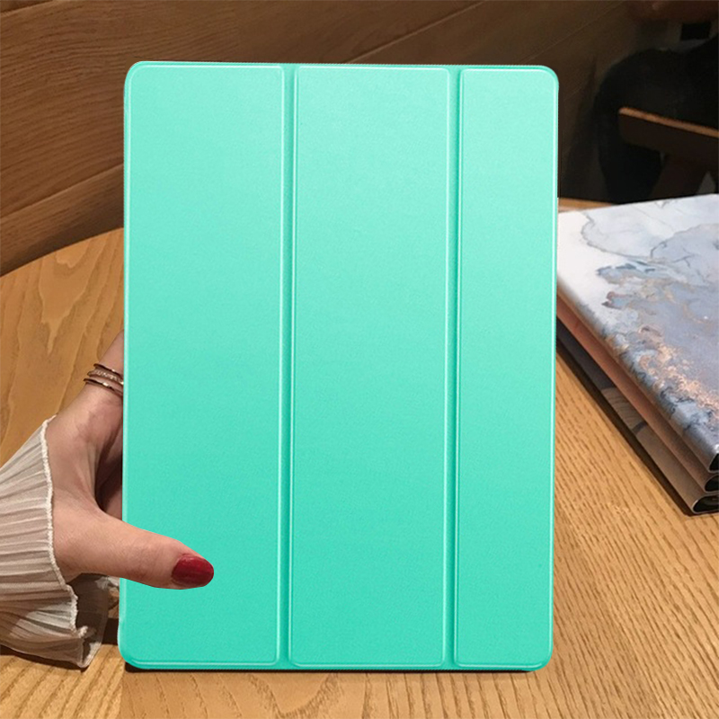 Mint Green Green Tablet Case For Apple iPad 10 2 2019 iPad 7 7th Generation A2200 A2198 A2232 A2197