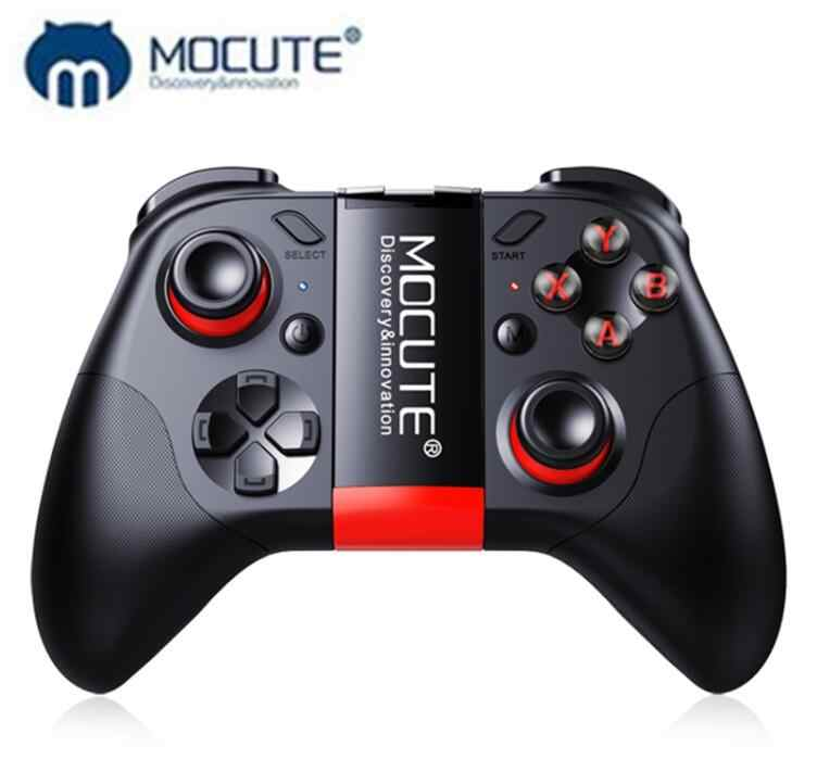 Mocute 054 Wireless Gamepad Joypad Android Joystick Bluetooth Spiel Controller Tablet Smart VR TV Spiel Pad Für iOS PC Android