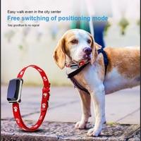 Localizador GPS para perros y gatos, rastreador antipérdida para mascotas, Collar, valla, teléfono, carga inteligente por USB, productos para mascotas