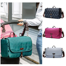 Diaper Maternity Bag for Mom Nappy Shoudler Messenger Bags Mother Travel Luiertas Stroller Baby Infant Organizer Nursing to care colorland brand baby bags messenger large diaper bag organizer design nappy bags for mom fashion mother maternity bag stroller