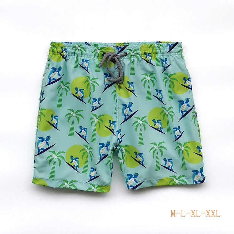 Bañadores de marca de verano para hombre, bañadores de lujo, novedad de 2020, pantalones cortos de secado rápido para gimnasio, playa, pantalones cortos Bóxers de alta calidad