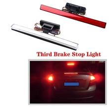 Автомобиль высокого уровня стоп светильник, крепление третий фонарь светодиодный задний багажник сигнальная лампа дополнительный стоп-си...