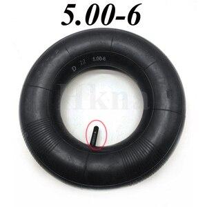 Аксессуары для мотоциклов 5,00/4,00-6 5,00-6 4,00-6 уплотненная Бутилкаучуковая внутренняя труба стебель шина для газонокосилки внутренняя камера