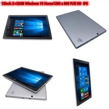 10.1 Inch NX16A Windows 10 Home Tablet PC Dual Camera 1280*800IPS 5000mAh Battery Quad Core 2GB RAM 32GB ROM Tablets PC 1