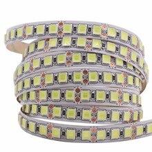 5050 LED Strip Light 12V 5054 120led/m Waterproof Flexible LED Tape SMD 2835 60led Soft Light Strip for Home Decoration 8 Colors