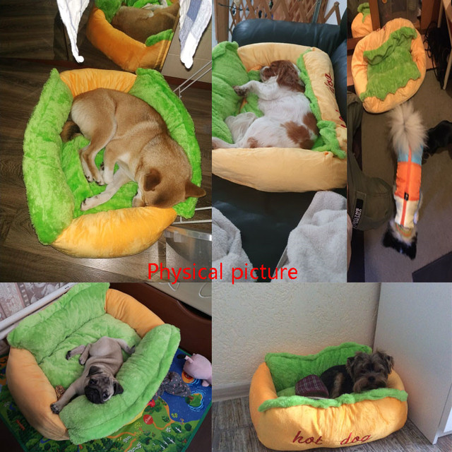 Dog bed of various sizes large dogs