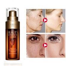 Collagen Face Serum Hyaluronic Acid Vitaminis Ginseng Essence Anti Wrinkle Pore Minimizer Moisturizing Skin Repair 50ML недорого