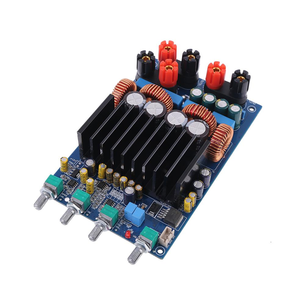 TAS5630 2.1 Class D 300W+150W+150W Tone Adjust Amplifier Completed Board image