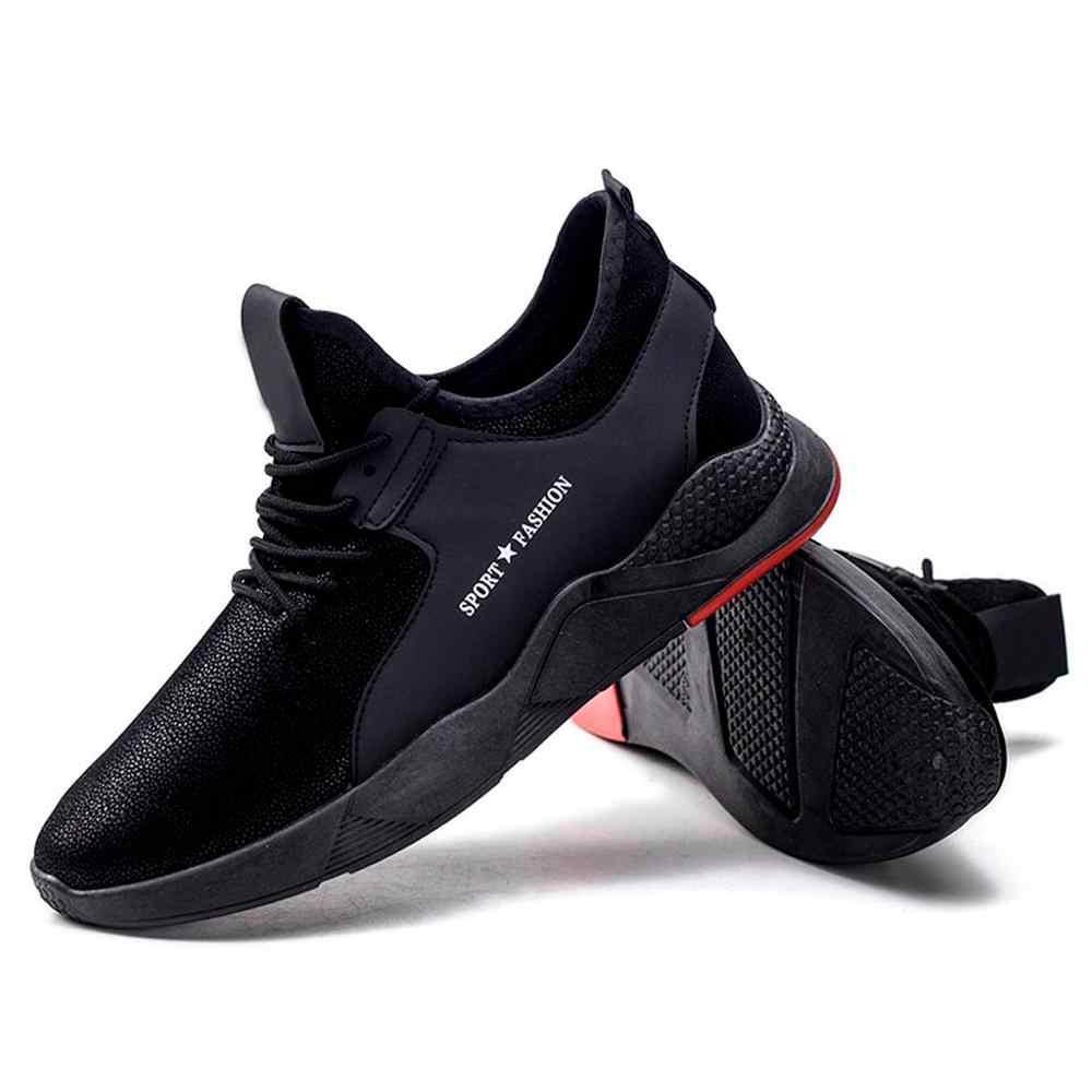 รองเท้าผู้ชายรองเท้าแฟชั่นบินทอรองเท้าสบายๆรองเท้าวิ่งออกกำลังกายรองเท้าผ้าใบรองเท้า tenis masculino scarpe # ZC