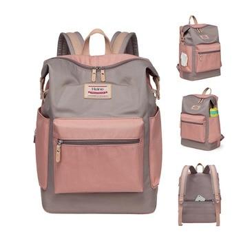 Diaper bag  Backpack BagTravel bag  Mummy bag  Waterproof Large Capacity  Nursing Bag Portable Nappy Bag Heine босоножки quelle heine 170362
