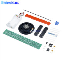 NE555 Electronic Component Parts DIY Kit Electric Piano Orga