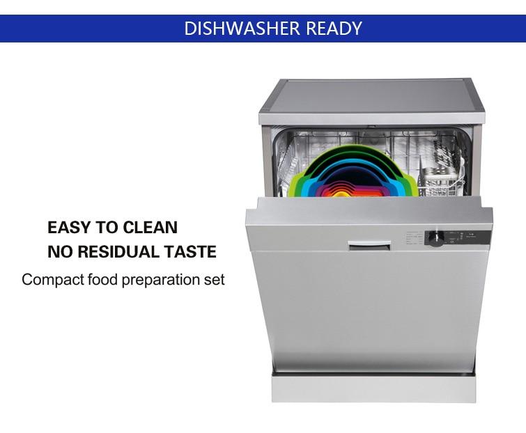 superior pp material pode ser colocado na máquina de lavar louça
