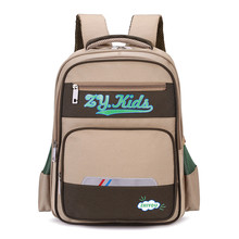 2015 news children school bags orthopedic backpack for boys waterproof satchel kids schoolbag bookbag mochila