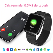 Sport Heart rate monitor Smart watch Waterproof Blood pressure measurement men women Smartwatch for Android IOS apple