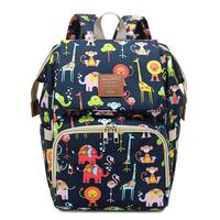 Mini Mummy Bag Backpack Multi Function Large Capacity Pregnant Women Casual Waterproof Outdoor Travel Diaper Bags For Baby Care