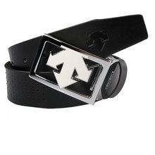 New Leather DESCENT Men's Belt Metal buckle Fashion Casual G