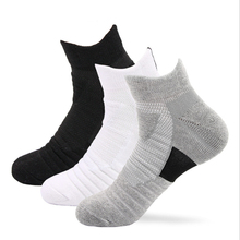 Stockings Short-Socks Basketball Running Thick Outdoor Sports Men Sweat-Absorbing Men's