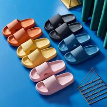 Plastry VIP kobiety mężczyźni moda sandały na platformie tanie tanio ipomoea Mieszkanie (≤1cm) Wsuwane CN (pochodzenie) Lato Indoor Płaskie z kapcie 3-5 cm LEISURE Dobrze pasuje do rozmiaru wybierz swój normalny rozmiar