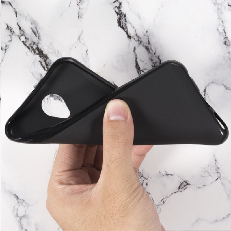 Soft Silicone Back Cover Cases for LG G8X G8S G8 ThinQ G7 G6 G5 G4 G3 G2 Mini G4S G3S G4C Magna Note TPU Phone Case Covers Black image