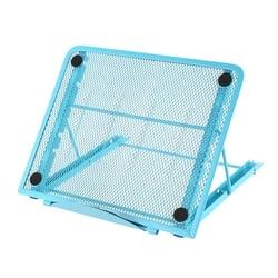 A4 Led diamentowa malowana podświetlana podkładka 5D Diy diamentowe akcesoria do malowania diamentowa haftowana ścieg narzędzia metalowe niebieskie| |   -