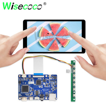 for raspberry pi PS3 PS4 30pins display 5.5 inch 1080p ips touch panel with type-c HDMI controller  board LS055T1SX01A
