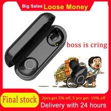 Vip Drop Verzending Final Voorraad Grote Verkoop Losse Geld Korting Bluetooth Hoofdtelefoon P18 Q32 I7s Tw08 S530 M1