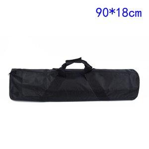 Image 4 - 80/90/100/120cm en plein air noir rembourré support de lumière trépied porter sac de transport étui photographique lumière support paquet sac de transport