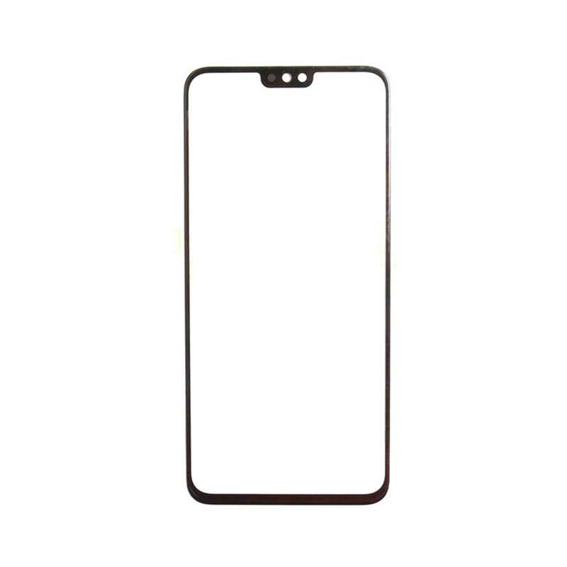 Honor8X Outer Screen For Huawei Honor 8X Front Touch Panel LCD Display Out Glass Cover Lens Phone Repair Replace Parts