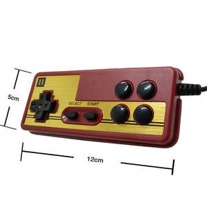 Image 4 - 1pcs 9 pin pubg controller for Gaming TV Player Gamepad Joystick with Continuous Start Function game handle