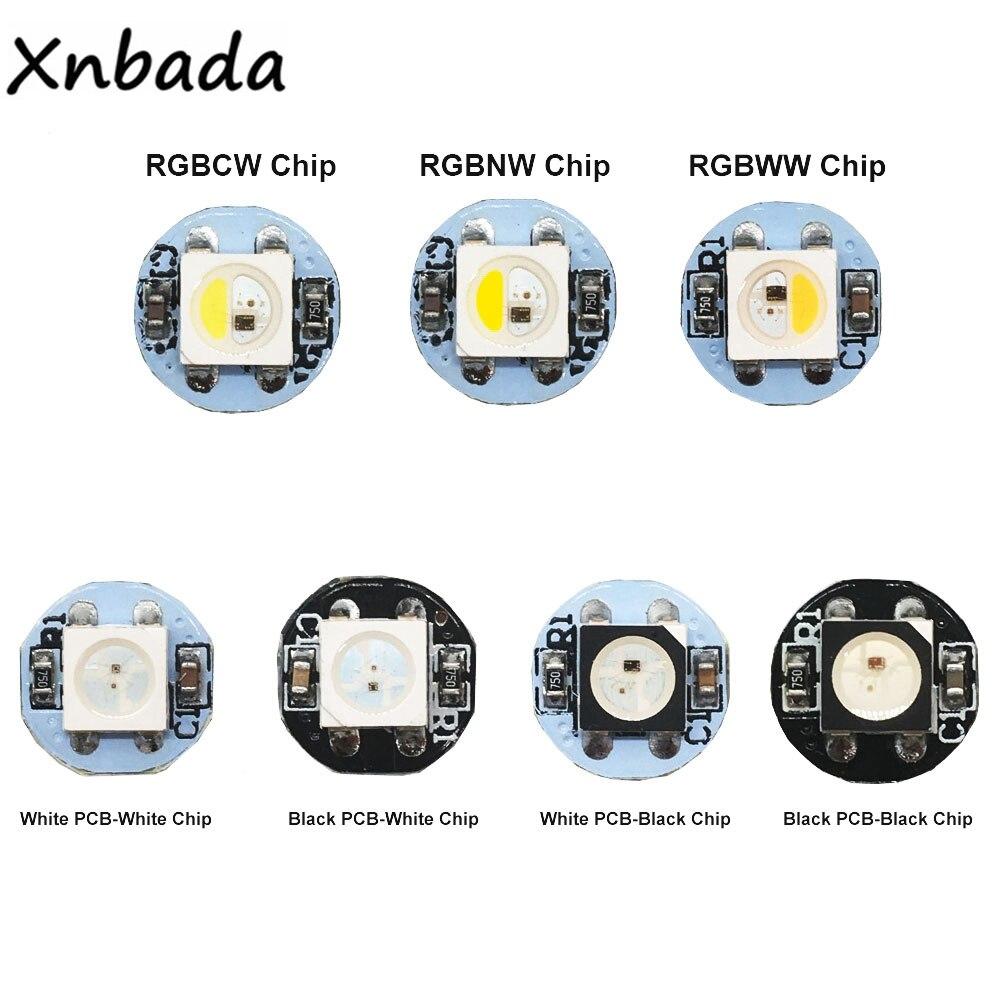 WS2812B SK6812  LED Chip Individually Addressable Led Heatsink (10mm * 3mm) RGBW RGB SMD 5050 DC5V 10~500PCS