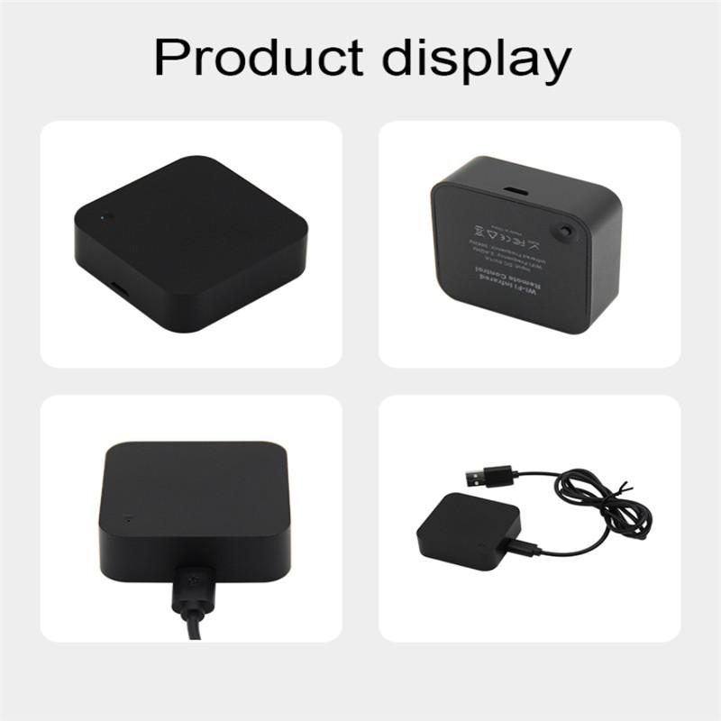 H6aeb6151aacb4619bec932073980654fl - Mini Smart Home Automation WIFI IR Remote Control Intelligent Universal 2.4GHz WIFI IR Remote for Alexa Echo Google Home