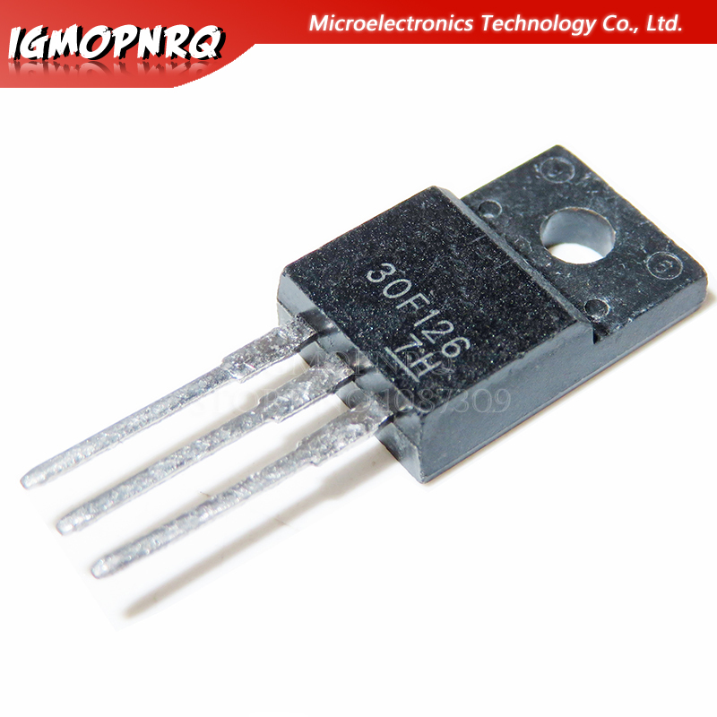 10pcs GT30F126 TO-220 30F126 TO-220F New Original