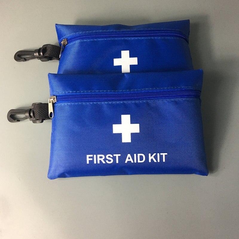 Emergency Survival Kit Mini Family First Aid Kit Sport Travel kit Medical Bag~er